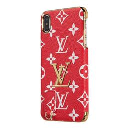 One Piece designer de luxe cas de téléphone pour iphone xs max 6 7 8 plus haute qualité PU Cuir Couverture de téléphone portable Livraison gratuite ? partir de fabricateur