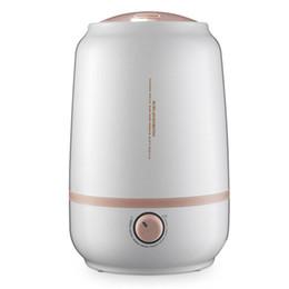 2019 ambientador de habitación 5L Humidificador ultrasónico Ambientador Hogar Hogar Mudo Dormitorio con aire acondicionado Habitación para bebés embarazadas Volumen de aire Incienso pequeño ambientador de habitación baratos