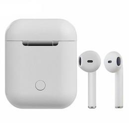 2019 Artículo caliente i14 TWS Auriculares inalámbricos Bluetooth 5.0 Smart Touch Estéreo Música Auriculares Auto Pair PK i10 i12 i13 desde fabricantes
