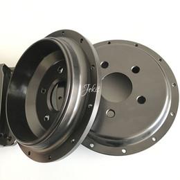 tapas centrales mercedes Rebajas Tapa central trasera tipo freno de automóvil personalizada de Jekit con tambor de freno de 160 mm con soporte para Mercedes