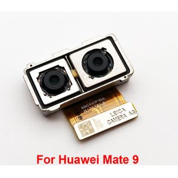2019 kameramodul iphone 5s Neu Getestet Für Huawei P9 Plus P10 P6 P7 P8 Honor 8 9 10 5X Mate 9 Zurück Hinten Big Camera Module Flex Cable Ribbon Ersatzteile