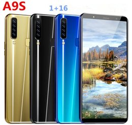 старые фонарики Скидка Разблокированный смартфон A9 + Goophone A9 PLUS 4G LTE 6.2 '' octa core 1 16G поддельные 4GB RAM 128GB ROM Разблокированный сотовый телефон x81