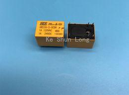 2019 relè di potenza in miniatura (10 pezzi / lotto) Nuovo originale HKE HRS1H-S-DC3V HRS1H-S-3V HRS1H-S-DC6V HRS1H-S-6V HRS1H-S-DC9V HRS1H-S-9V 6PINS 1A 3VDC 6VDC 9VDC Relè di segnale