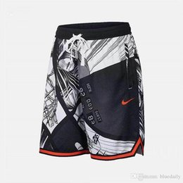 Canada Fashion mens designer shorts tide cotton hip hip street men sweatpants new casual basketball track pants Offre
