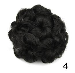 2019 großhandel synthetischen haar brötchen zubehör A41 Europäischen und Amerikanischen heißer Verkauf Haarnadel Tasche Kugelkopf Braut Haarnadel Dame Frauen Haarnadel