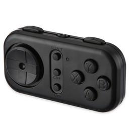 Canada Nouveau Noir Sans Fil Bluetooth V4.0 Télécommande Selfie Obturateur Pour Android iOS Système Moblie Téléphone Jeu Jouer supplier wireless black bluetooth game Offre