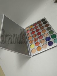 palette nature Promo Codes - New Makeup Eyeshadow palettes 35O2 Second Nature Eyeshadow and JacYn Hil Palette 35 Color Matte and Shimmer Eye Shadow.