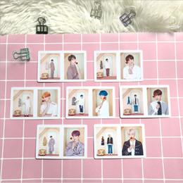 Mapa BTS personalizado de The Soul: Persona Papel Lomo Tarjeta fotográfica Bangtan Boys HD Tarjeta fotográfica colectiva JH SG V Tarjeta fotográfica Cartel Regalo del ejército desde fabricantes
