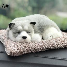 Éliminer les odeurs De voiture créatif charbon actif simulation chien voiture bambou charbon décoration de la maison enlever les odeurs purifier air jouets en peluche ? partir de fabricateur