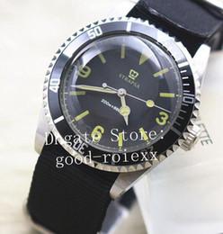 Старинные ткани для онлайн-Старинные мужские часы мужские часы мужчины классический стиль автоматический авто дата специальный черный циферблат НАТО ткань ремешок Спорт погружение наручные часы