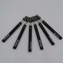e cigarette kits dhl Promotion Rove Kits de départ jetables Stylo vape Cartouches 280mah Batterie Rove Réservoir de verre 0.3ml Céramique Bobine Huile épaisse Atomiseur e-cigarette DHL