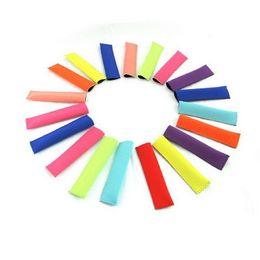 Eiscreme online-Neopren Popsicle Halter Gefrierschrank Icy Pole Ice Lolly Sleeve Protector Eisblockhalter Eiscreme Werkzeuge Mayitr