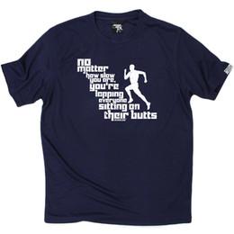 camisa rosa para hombre Rebajas Camiseta para correr Funny Mens Sports Performance Tee - No importa lo lento que seas, blanco, gris, rojo, pantalones, camiseta, traje, sombrero, camiseta rosa
