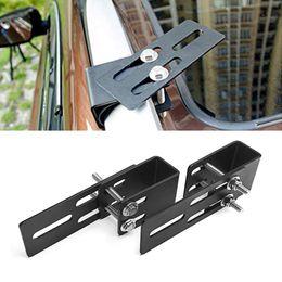 barras de telhado universais Desconto ECAHAYAKU Universal SUV Roof Rack LED Light Bar Suporte de Montagem Offroad Driving Lâmpada Braçadeira Titular Auto Pickup CAR acessórios
