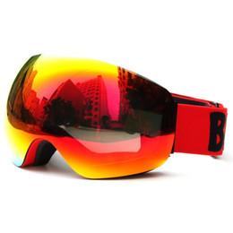 óculos de sol anti-nevoeiro Desconto Óculos De Esqui Homens Mulheres Juventude Óculos De Neve Inverno Esportes Ao Ar Livre Anti-nevoeiro Revestimentos De Skate Snowboard Esqui Óculos De Sol