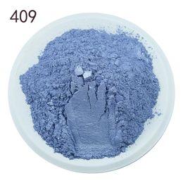 Pó de pérola natural on-line-500g 409 # Pérola Pó Batom Sombra Nail Polish Natural Mica pérola Cosmetic Pigmentos