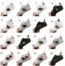 Canada 17 Styles Bébé Bas Doux Baskets Chaussures Mode Garçons Filles Premiers Marcheurs Chaussures Infantile Intérieur Antidérapant Toddler Casual Enfants Abeille Chaussures Offre