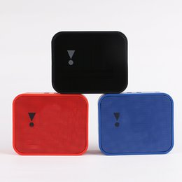 Joueur Sans Fil Meilleur Bluetooth Haut-Parleur Étanche Portable Extérieur Mini Portable Subwoofer Haut-Parleur Conception Pour Téléphone DHL Livraison Gratuite ? partir de fabricateur