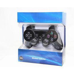 Canada Meilleure qualité pour manette de jeu sans fil Controllesr pour PS3 Pour manette Bluetooth pour PS3 disponible, prise en charge réelle sur six axes SHOCK 3 cheap top controller Offre