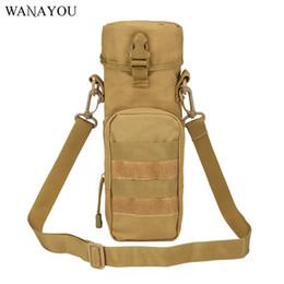 Braderie! 800D tactique Molle Pouch, porte-bouteille d'eau, chasse escalade camping sac à dos militaire armée équipement 4colors # 861503 ? partir de fabricateur