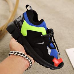 Мужские кроссовки Sorrento Trekking Fashion Luxury Дизайнерская обувь Женские слипоны Разноцветные смешанные кроссовки Trekk с коробкой от