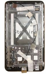 a1398 mela Sconti Touch Screen Digitizer Vetro Assembly con telaio per ASUS Fonepad 8 NERO tablet 076-0809 FE380CG FE380CXG ME380 K016