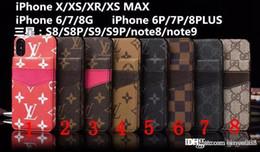 Lüks Marka Telefon Kılıfı için iphone X XS XR Xs-Max 7 7 artı 8 artı Kart Tutucu Deri Telefon Kılıfı Tasarımcı S9 S9plus not 9XS max 014 nereden