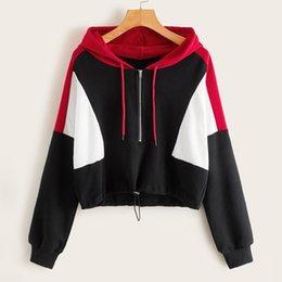 XQS Womens Hoodies Winter Thicken Velvet Jumper Loose Fit Pullover Sweatshirts