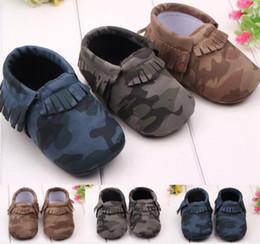 Bottillons en cuir à semelle souple en Ligne-Baby First Walker moccs en cuir Pu Mocassins bébé Semelles souples moccs en cuir Bottes léopard prewalker pour bébés Tout-petits bow chaussures en cuir