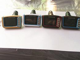 hummer bluetooth Скидка 1,8-дюймовый CSTN автомобиль MP3 MP4-плеер FM-передатчик стерео беспроводной 1.8 LCD SD MMC инфракрасный пульт дистанционного многоязычная Бесплатная доставка