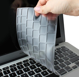 2019 capa de capa de silicone macbook pro US Pele versão de teclado para Macbook Pro de ar 13 15 16,1 17 Keyboard Cover A1932 Silicon Waterproof Keyboard Film pele