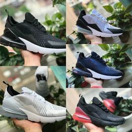 best website bb0be 808a2 2019 Nike Air Max 270 Shoes Vapormax airmax off white 270 flyknit Shoes  Nouvelles Chaussures Mode Pas Cher BE TRUE Blanc Volt Triple Bleu Blanc Noir  Teal ...