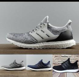 scarpe kevin durant scarpe basse Sconti Adidas 2019 Alta qualità Ultraboost 19 3.0 4.0 Scarpe da corsa Uomo Donna Ultra Boost 5.0 Runs White Nero Scarpe da atletica