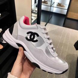 Scarpe shopping online-Scarpe di lusso da donna originali di alta qualità di moda che acquistano scarpe casual semplici scarpe da corsa femminili selvagge