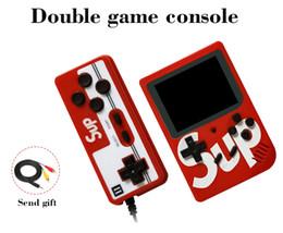 Due giocatori online-SUP Videogiochi Videogiochi Supporto per giochi a due giocatori 300 in 1 uscita AV 3.0 schermo di visualizzazione HD Game Player più di PVP PXP3 di DHL