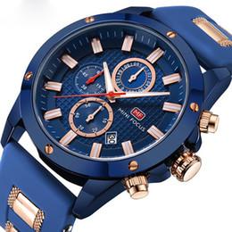 2019 orologio grande mano Elegante orologio da uomo al quarzo analogico 3D orologio da polso Bolt Design 6 mani 24 ore in silicone con cinturino in silicone di grandi dimensioni orologio grande mano economici