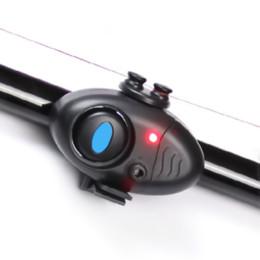1 Adet Elektronik Tampon Balıkçılık Alarm Bells Çubuk Işık Balık Bite Lure Deniz kutup Alarm Olta Üzerinde Klip nereden deniz çanı tedarikçiler
