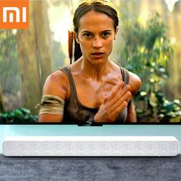 2019 control remoto con cable Original Xiaomi MDZ-27-DA Bluetooth TV barra de sonido altavoz inalámbrico Bluetooth 4.2 A2DP reproducción de música AUX, entrada óptica, Bluetooth