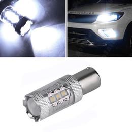 2019 luz de advertência do tejadilho Luz da cauda 80 W 1156 Chip de Alta Brilhante Luzes Inversas BA15S Turn Signals Luz de Alta Potência P21W LED Traseiro Cauda Lâmpadas