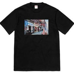 Sup chemise en Ligne-Designer marque T-shirt + sups REMEP marque de luxe ss chemise classique de vêtements sweat-shirt concepteur de rue marque T-shirt vente chaude