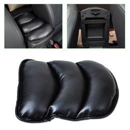 Consolas para braço de carro on-line-Braço do braço do braço do braço do descanso do braço do suv do carro suporte superior do coxim da tampa da almofada do forro