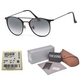 Occhiali da sole di alta qualità per gli uomini online-2020 Occhiali da sole di alta qualità Uomo Donna Designer di marca Montatura in lega Lenti in vetro sfumato G15 oculos de sol Con custodia e etichetta al dettaglio gratuite