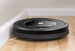 2019 robô preto iRobot Outlet Nova Moda iRobot Roomba 880 Robot Vacuum Designer Robô Vácuo Preto Venda Quente robô preto barato
