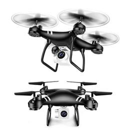 2019 quadcopters rc Promocional HJ101 Drone KY101W aérea Drone quatro eixos Aircraft quatro eixos HD Remote Control aérea Drone frete grátis