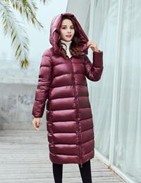 Giacca lunga da donna con cappuccio da donna con cappuccio, modello invernale Slim Jacket, giacca lunga da donna, cappotto caldo, cappotto lungo,