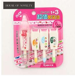 Correction Tape Lipstick Correction Pen
