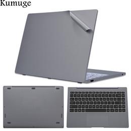 Copertura del corpo del computer portatile online-Adesivo per portatile per Xiaomi Mi Notebook Pro 15.6 Set completo corpo vinile decalcomania copertura della pelle del computer per Xiaomi Air 12.5 13.3 Capa Para T6190615