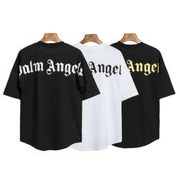 banderas rojas de los paises Rebajas Los ángeles de palma camiseta 19SS mujeres de los hombres de Hip Hop de gran tamaño Streetwear la camiseta del verano de Palm Ángeles para hombre diseñador de la camiseta del tamaño S-XL