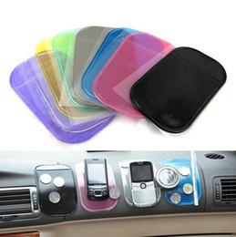 Sticky Pad Anti Slip Mats Нескользящая приборная панель автомобиля Sticky Pads Mat Sillica Гель Magic Car Липкий Укладка Tidying Многоцветный для телефона от