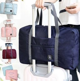 0a287e325eb2 NEW Folding Travel Bag Travel Bags Hand Luggage For Men And Women New  Fashion Duffle Bag Travel Waterproof Pouch Tote Bag